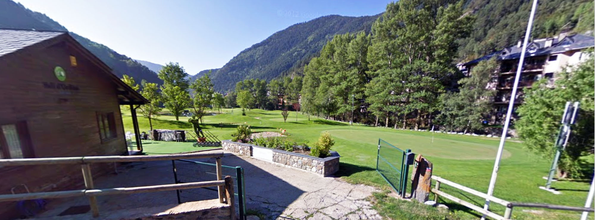 Golf in andorra
